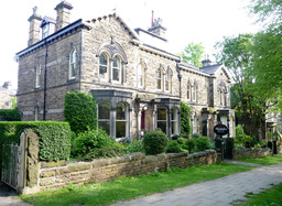 Our charming Victorian hotel