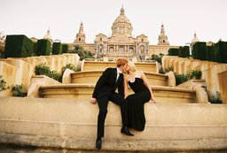 Couple Photo-shoot in Barcelona