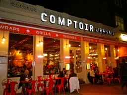Comptoir Libanais At South Kensington
