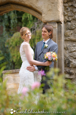 Natural wedding photography in Abingdon