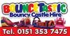 Bouncetastic Bouncy Castle Hire Liverpool