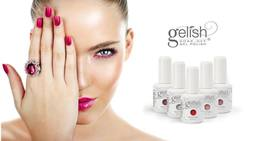 Gelish Nails at Bloom