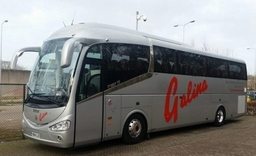 We supply executive coach travel as standard on all of our tours