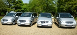 Mercedes Viano Group Executive MPV Cars