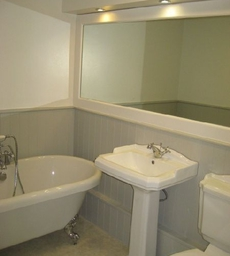 Luxury Traditional Bathroom Installation