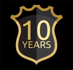 Established in 2004, in business for over 10 years,