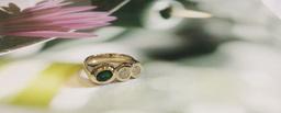 Bespoke Dress Ring by Tony Strowger