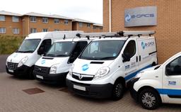 B-DACS Vans