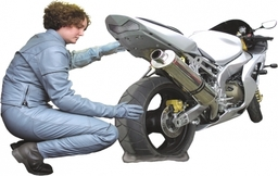 Puncturesafe is ideal for Motorbikes. Protect your wheels and your life with Puncturesafe