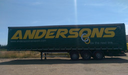 Andersons Transport LORRY