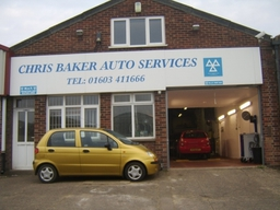 Chris Baker Auto Services