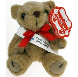 5 Inch Jointed Honey Bear