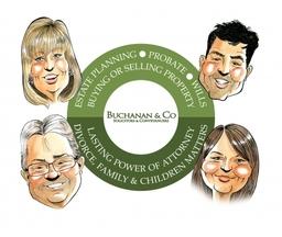 Buchanan Heads Final Small