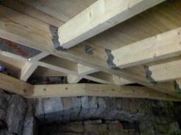 Specialist 1st fix carpentry work