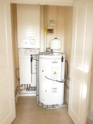 Space Air Daikin Heat Pump System