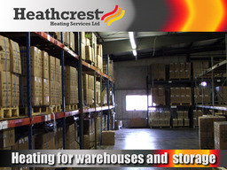 Heating for Warehouses