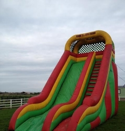 Adult Slide 30 X 15 From £180