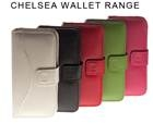 Genuine Leather Compact Wallet iPhone 4 5 6 Cases