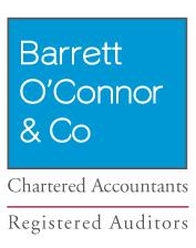 Barrett O'Connor & Co. Chartered Accountants & Registered Auditors