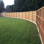Fencing fitted in Stamford