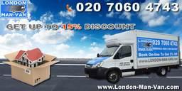 man and van in London