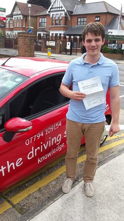 Petts Wood Learn to Drive