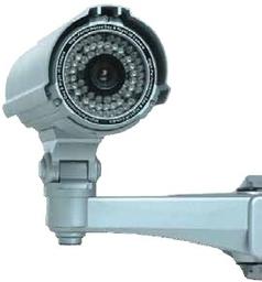 CCTV Bullet Style Camera