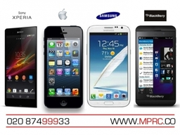 Apple iPhone, Samsung, Blackberry, HTC, Nokia and Sony LCD Screen Replacement In Store While-U-Wait