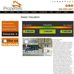 Value My Property Tool