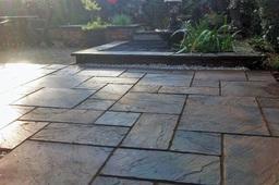 block-paved-patio-area