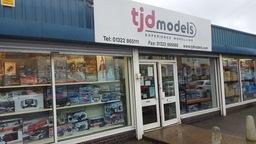 TJD Models Model Shop
