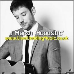 J Marsh Acoustic - www Liveweddingmusic Co Uk