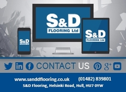 Contact Us today - It may well be the best flooring company in Hull!