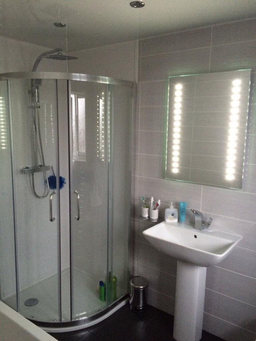 Shower Installation in Liverpool