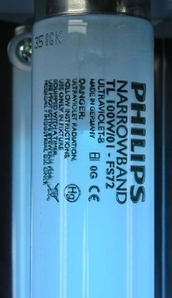 Philips TL01 Narrowband Tube