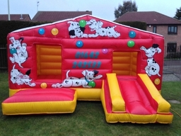 Dalmation Ball Pool 12 X 8 From £70