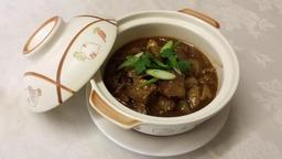 Vietnamese Braised Beef