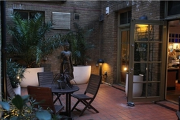 A peaceful place to relax - The Circle Spa