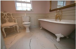 Marble Floor Bathroom Floor