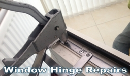 Have you got drafty windows? We can replace your hinges and keep the drafts out.