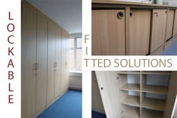 Built In Furniture for all commercial sectors