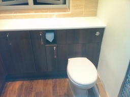 vanity units fitted in Newport pagnell