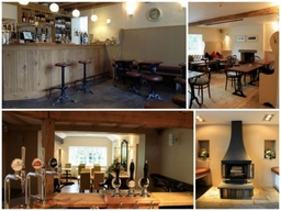 Navigation Pub Bar Collage