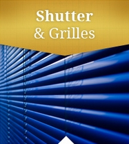 Shutters Grilles