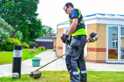 Grounds maintenance for Care Homes