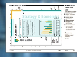Graphics For specification sheets