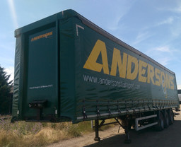 Andersons Transport 2015
