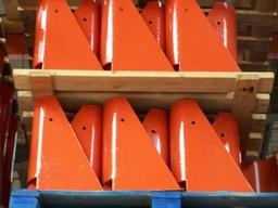 Dexion Leg Guards for pallet racking