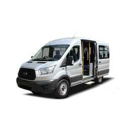 Accessible minibus hire