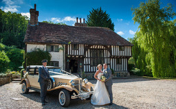 Beauford Wedding Car Filching Manor Sussex